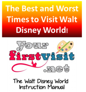 The best times to go on a first family visit to Walt Disney World are