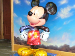 Mickey at Shades of Green