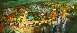 Disney World Fantasyland Expansion