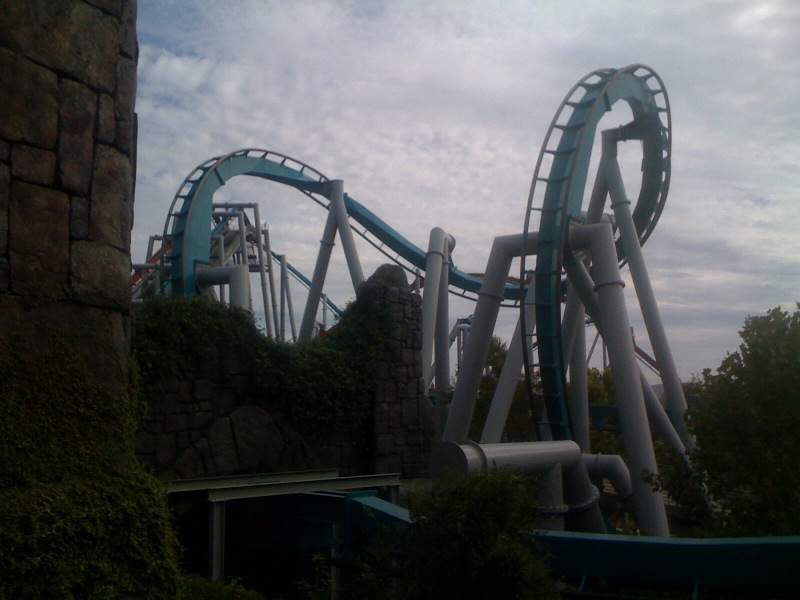 Review Dragon Challenge At The Wizarding World Of Harry