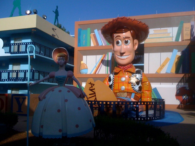 Disney all star movie resort review