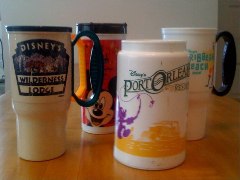 Old Style Refillable Mugs from yourfirstvisit.net