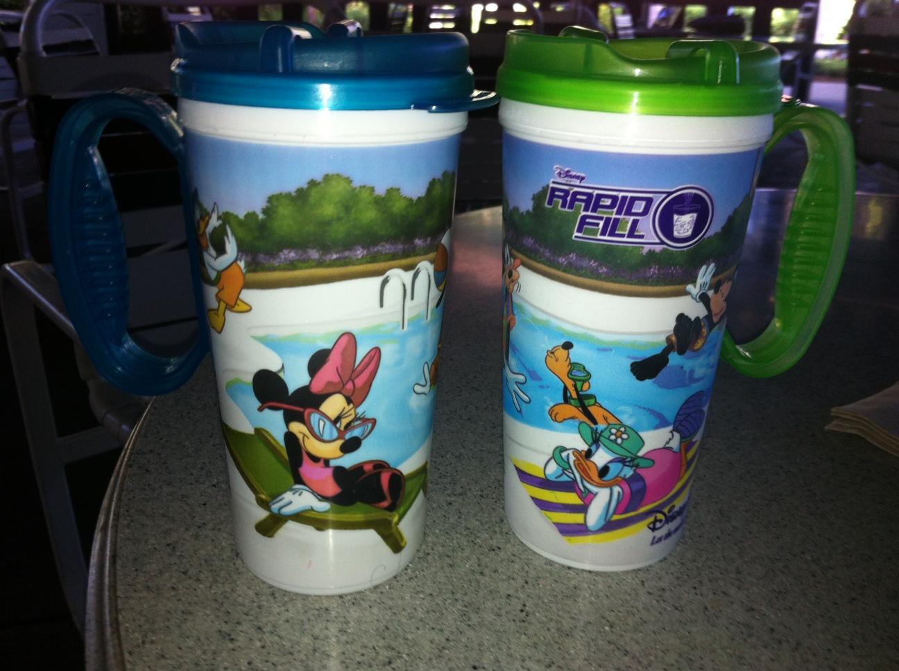 RapidFill Mugs