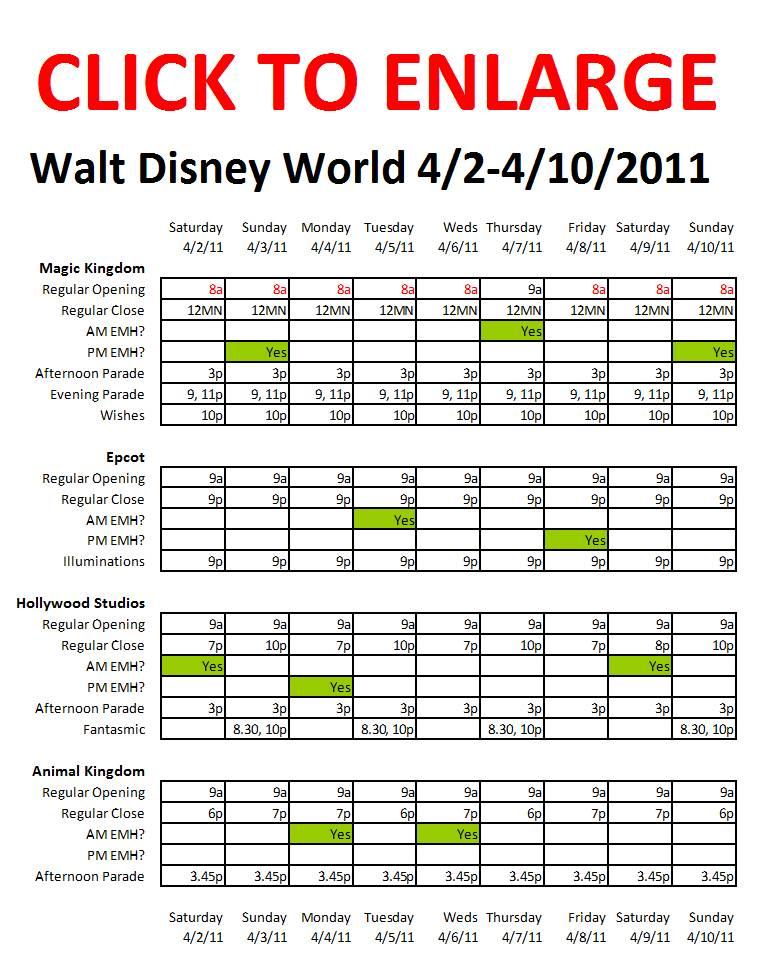 walt disney world logo 2011. DISNEY WORLD NEXT WEEK