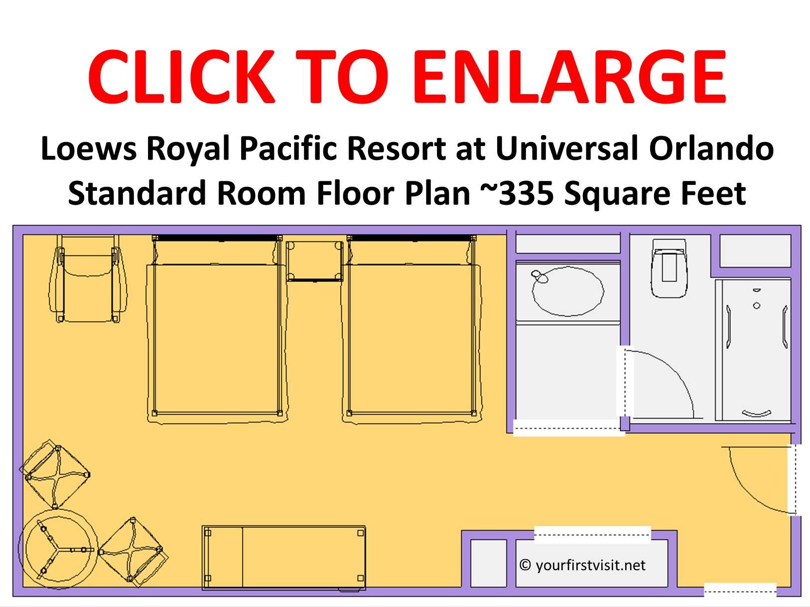 Review Loews Royal Pacific Resort At Universal Orlando