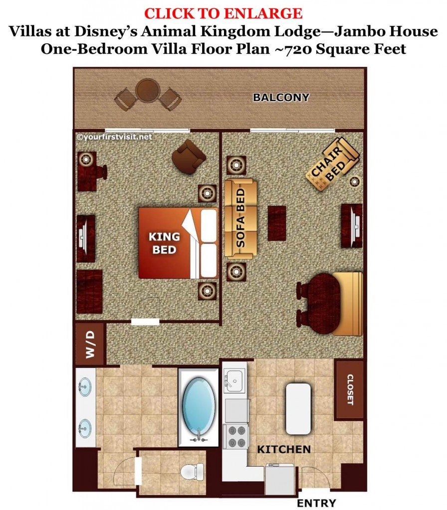 One Bedroom Villa Floor Plan Jambo House Villas from yourfirstvisit.net