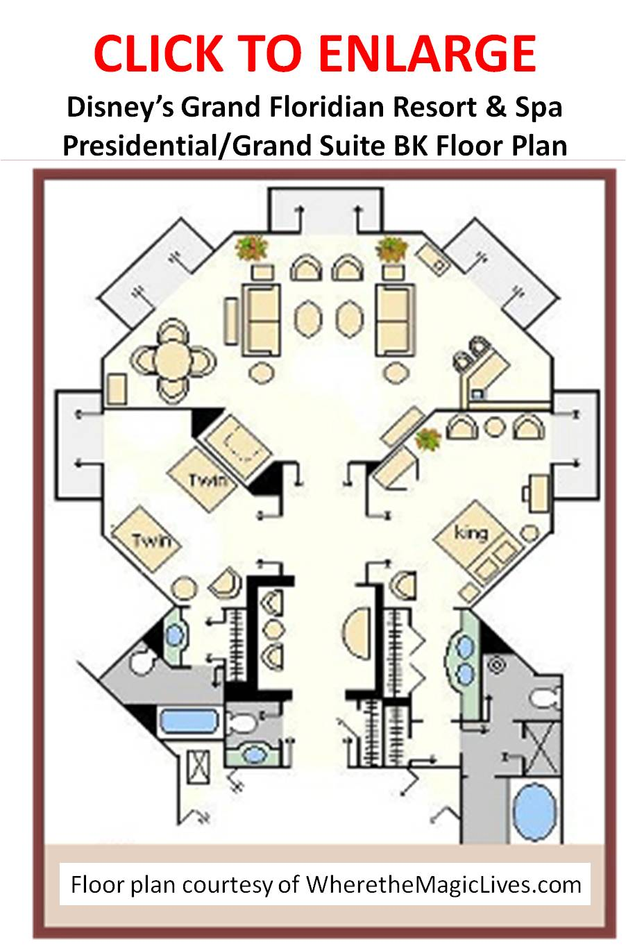 grand floridian floor plan 3 bed trend home design and decor disney grand floridian villa floor plan free home design