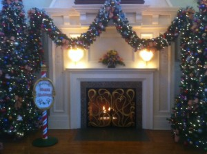Christmas at the BoardWalk Inn