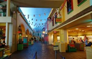 Food Court Disney's Caribbean Beach Resort from yourfirstvisit.net