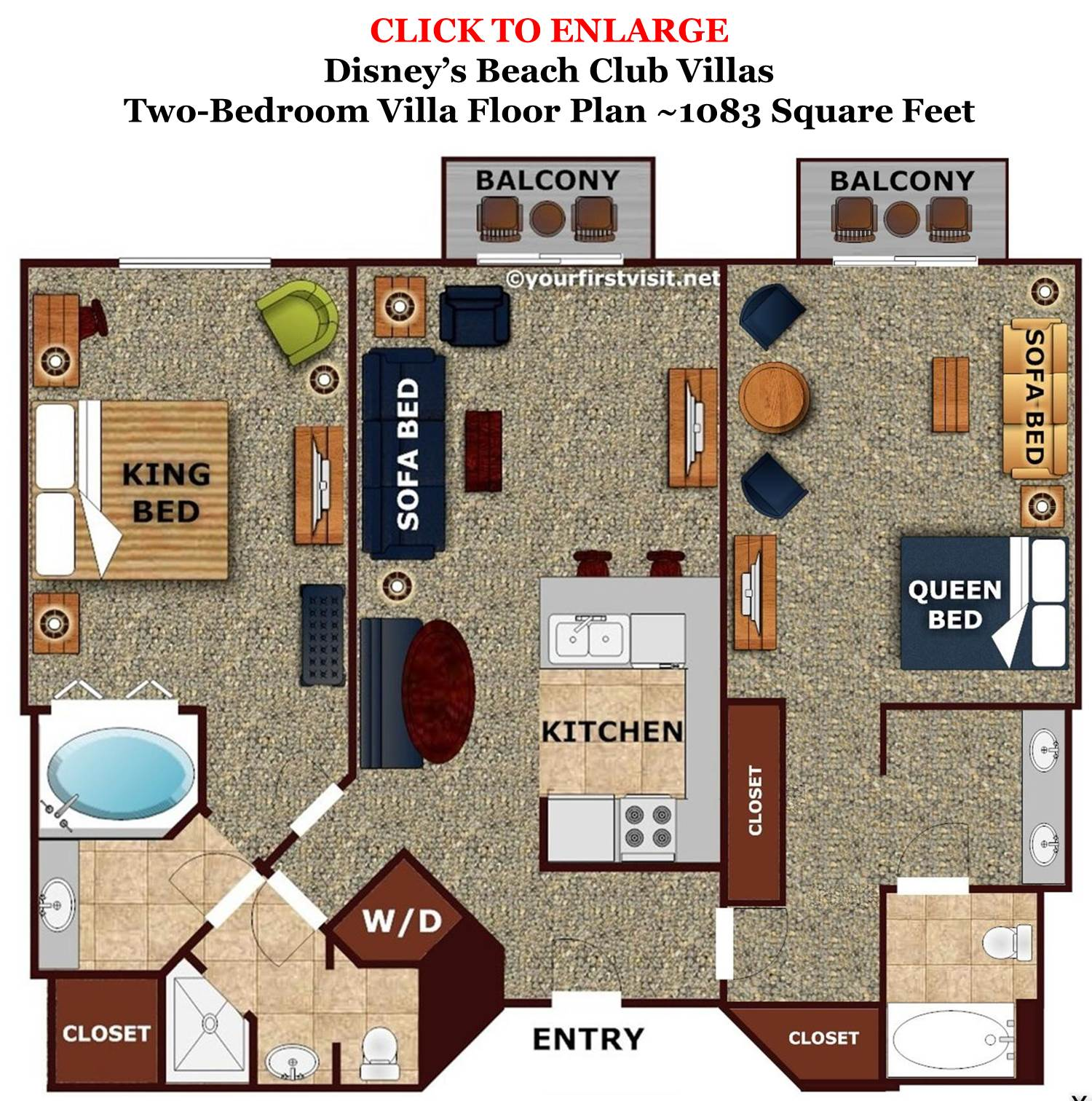 Review Disney 39 S Beach Club Villas Page 5