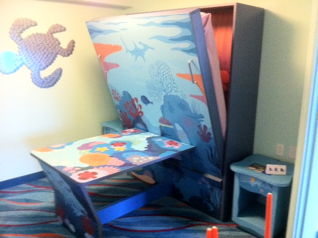 Accommodations In The Family Suites At Disney S Art Of