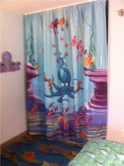 Photo tour of standard little mermaid rooms at disney s art of