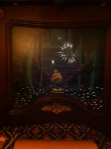 Port Orleans Riverside Royal Room Fireflies