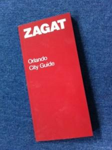 Zagat Orlando City Guide