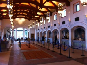 Check In at Disney's Coronado Springs Resort