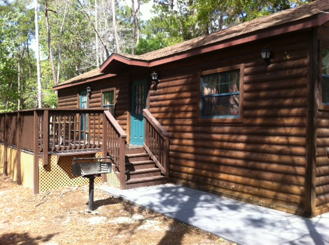 Disneys Fort Wilderness Resort Cabins Touringplans Party