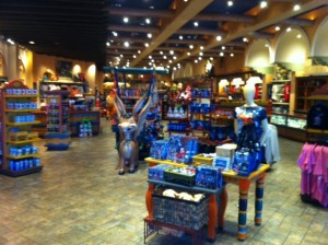 Gift Shop at Disney's Coronado Springs Resort