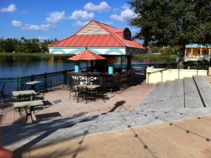Lakeside Bar at Disney's Coronado Springs Resort