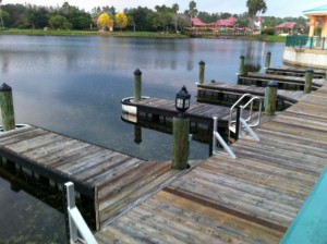 Marina at Disney's Coronado Springs Resort
