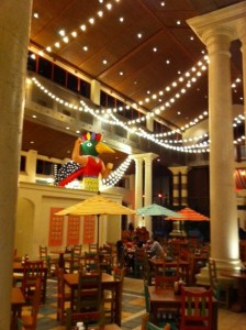 Pepper Market Interior at Disney's Coronado Springs Resort