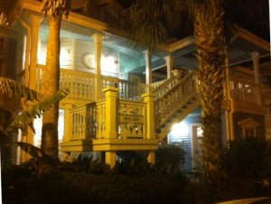 Disney's Old Key West Resort Exterior