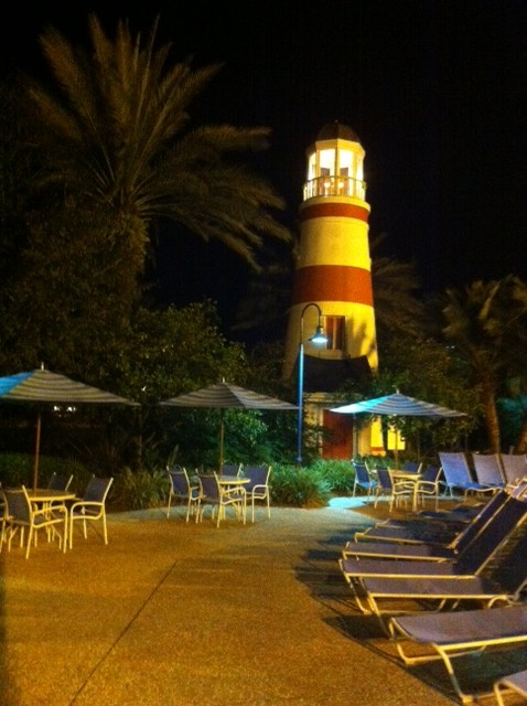Disney's Old Key West Resort Light House