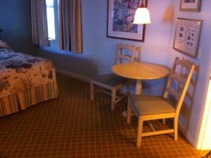 Disney's Old Key West Resort Bedroom 2 Table Side
