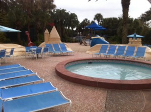 Disney's Old Key West Resort Kid Pool