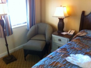 Disney's Old Key West Resort Master Chair
