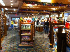 Disney's Old Key West Resort Store Overview
