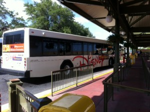 Magic Kingdom Bus Stop