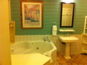 Old Key West Master Bath