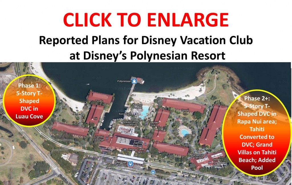 DVC at Disney's Polynesian Resort