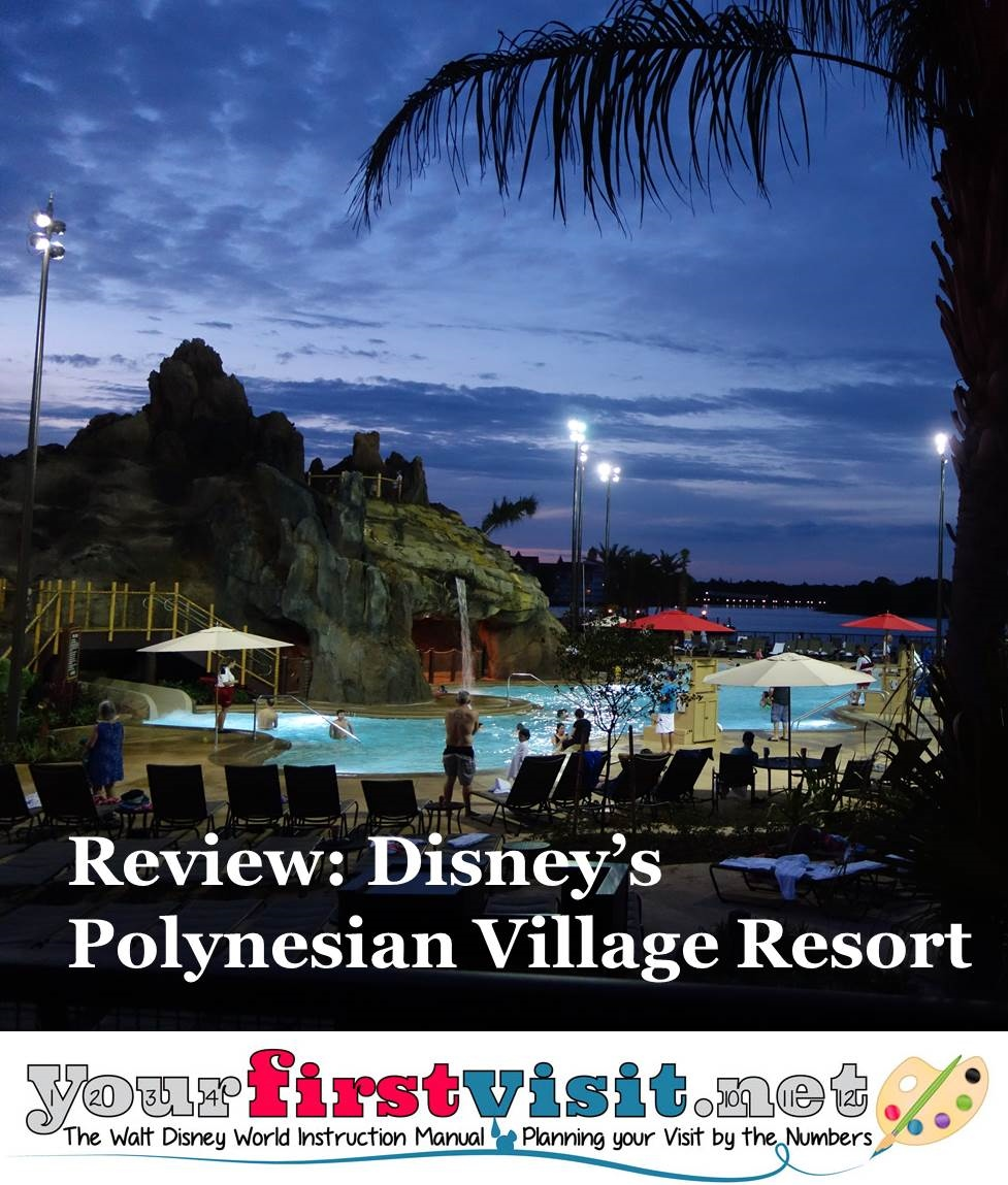 Review Disney's Polynesian Village Resort from yourfirstvisit.net