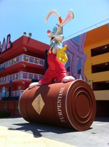 Roger Rabbit at Disney's Pop Century Resort
