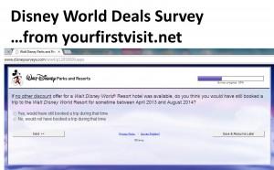 Disney World Deals Survey from yourfirstvisit.net p3