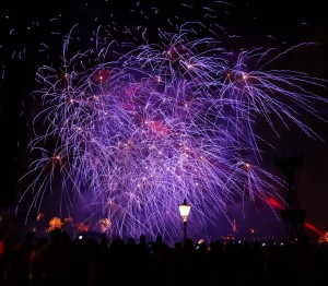 Illuminations at Epcot 3