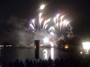 Illuminations from I-phone