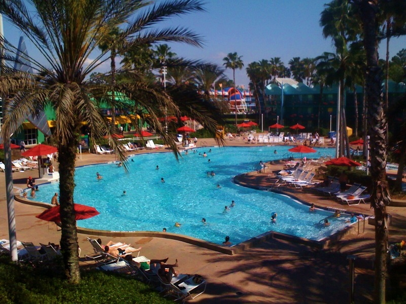 Main Pool at Disney's All-Star Sports Resort from yourfirstvisit.net (3)