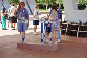 RFID Readers at Epcot