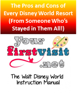 The Pros and Cons of Every Disney World Resort Hotel from yourfirstvisit.net