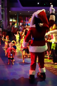 Santa Goofy and Friends from yourfirstvisit.net