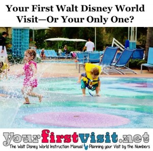 Your First Disney World Visit or Your Only One from yourfirstvisit.net
