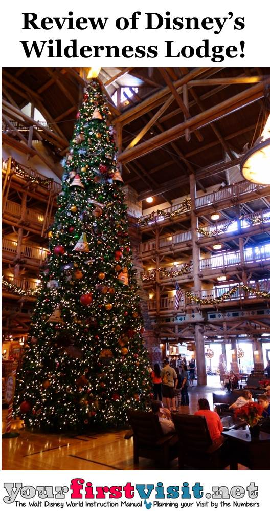 Review Disney's Wilderness Lodge from yourfirstvisit.net