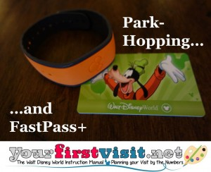 Park Hopping and FastPass+