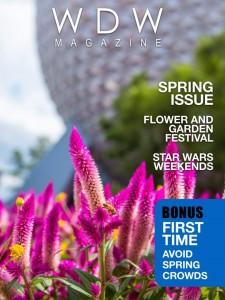 WDW Magazine Spring Edition