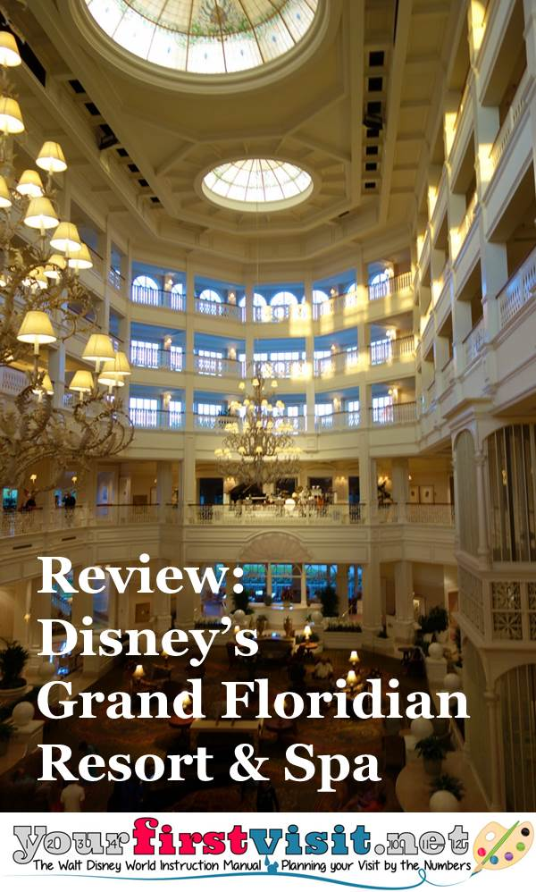 Review Disney's Grand Floridian Resort and Spa from yourfirstvisit.net
