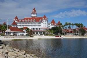 Beach at Disney's Grand Floridian Resort from yourfirstvisit.net