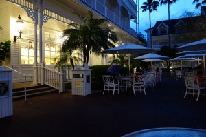 Gasparilla's Grill at Disney's Grand Floridian Resort from yourfirstvisit.net