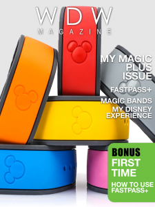 WDW Magazine--the MyMagic+ Issue from yourfirstvisit.net